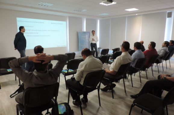 integrarTI recebe empresas em evento sobre migração de ERP