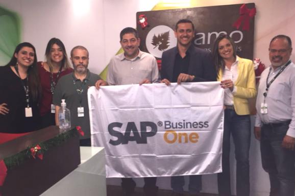 integrarTI recebe homologação para canal SAP BUSINESS ONE