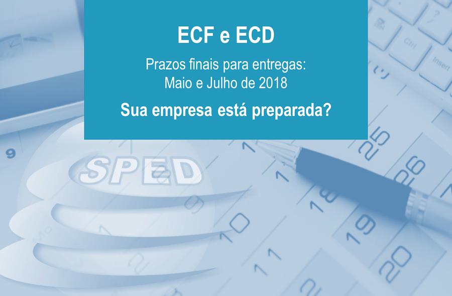 ECF e ECD